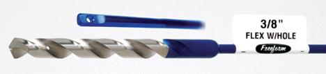 H38_Flex High speed drill by Freeform